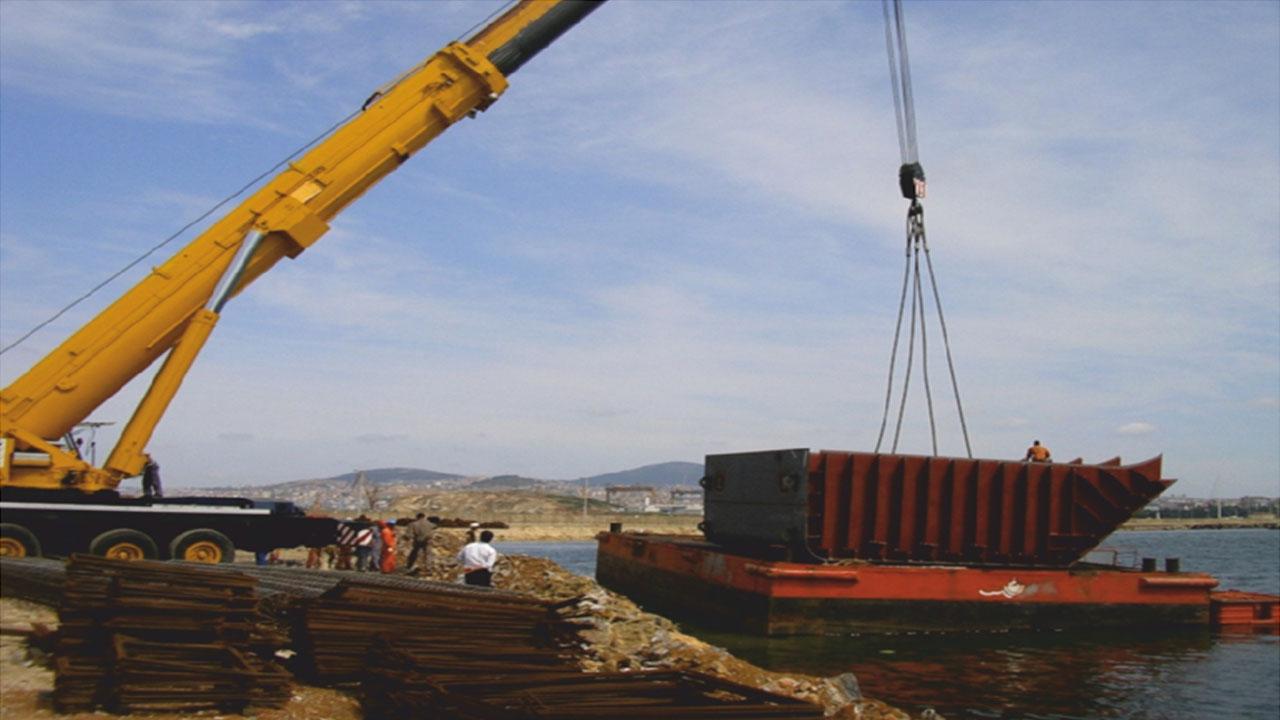 Offshore Project – Songa Saturn Platform