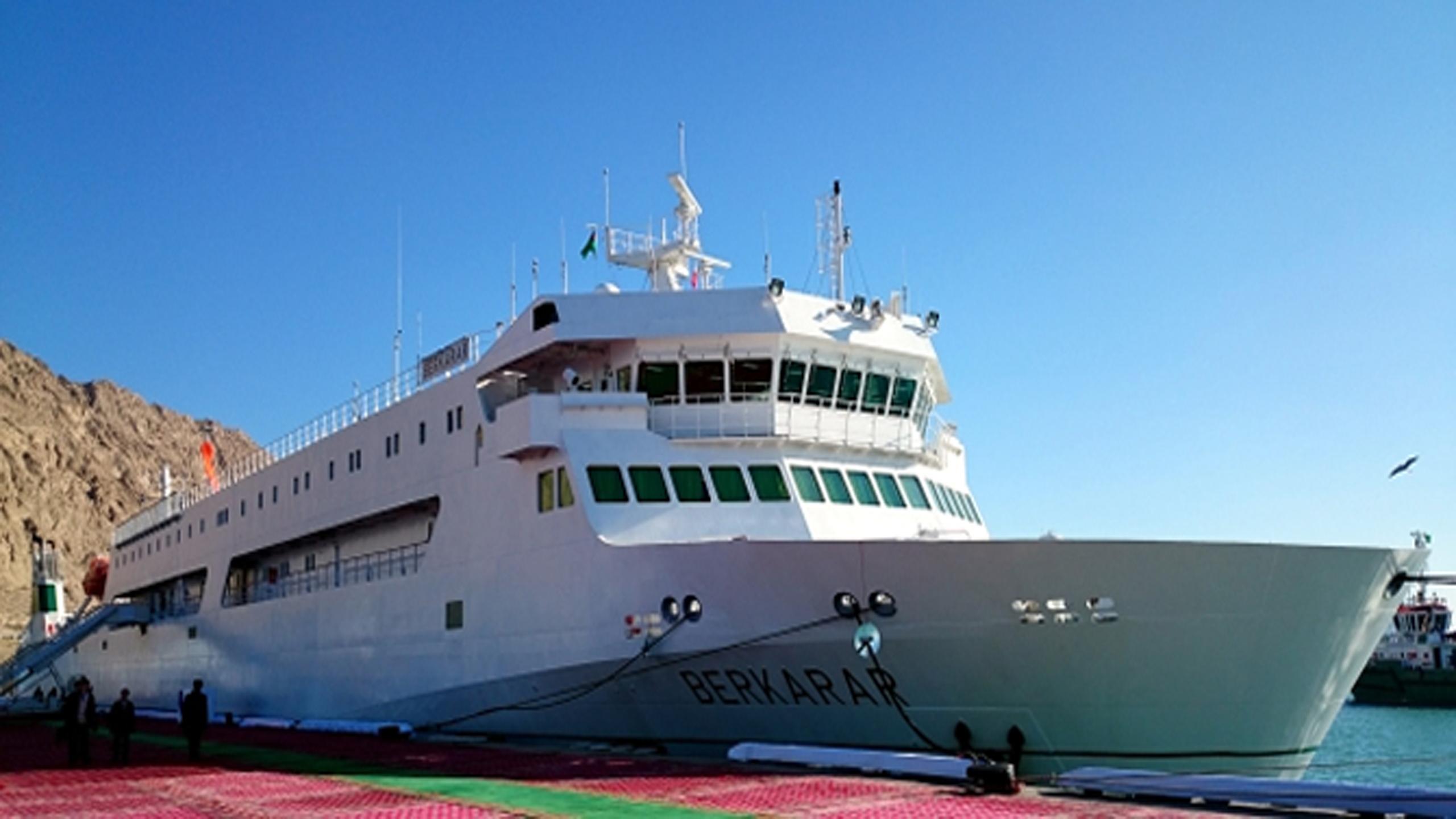Merchant Fleet – m/v Berkarar and m/v Bahtiyar Ships Repair and Maintenance Works