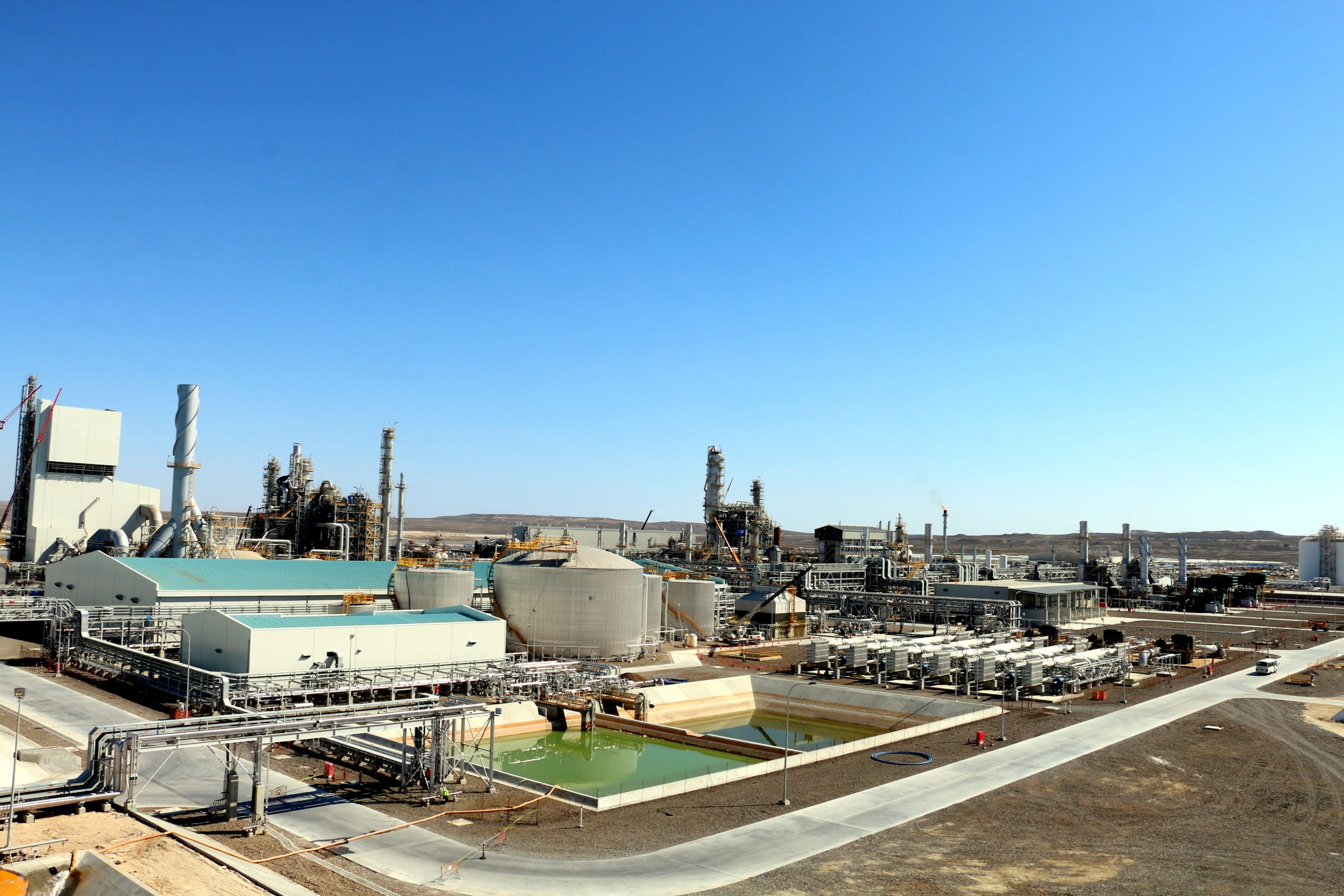 Garabogaz Ammonia and Urea Production Facility – Trace Piping, Support Manufacturing & Welding Works
