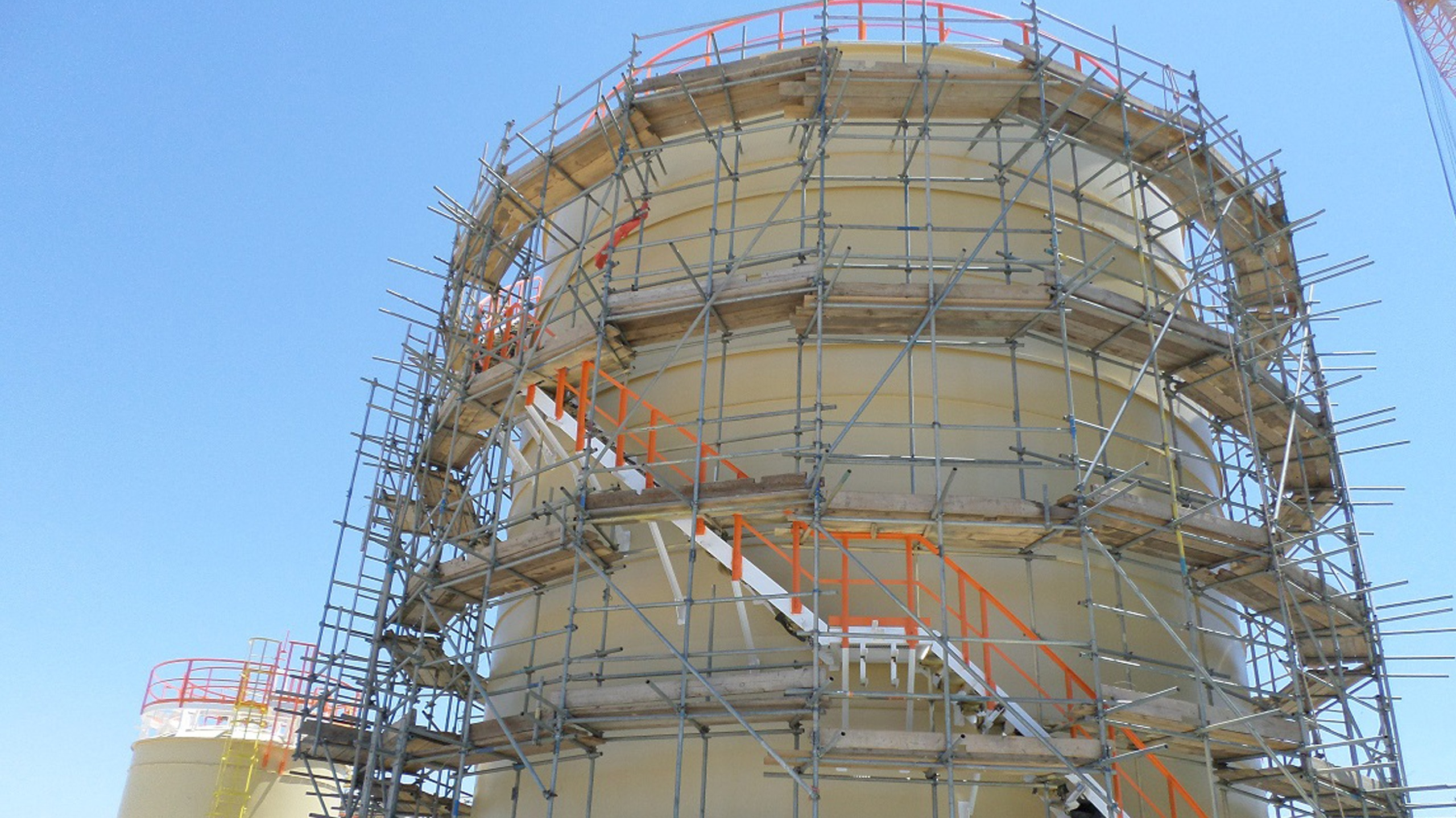 GTPOGT- Tankage, Piping, Blasting & Painting and Steel Structure Works