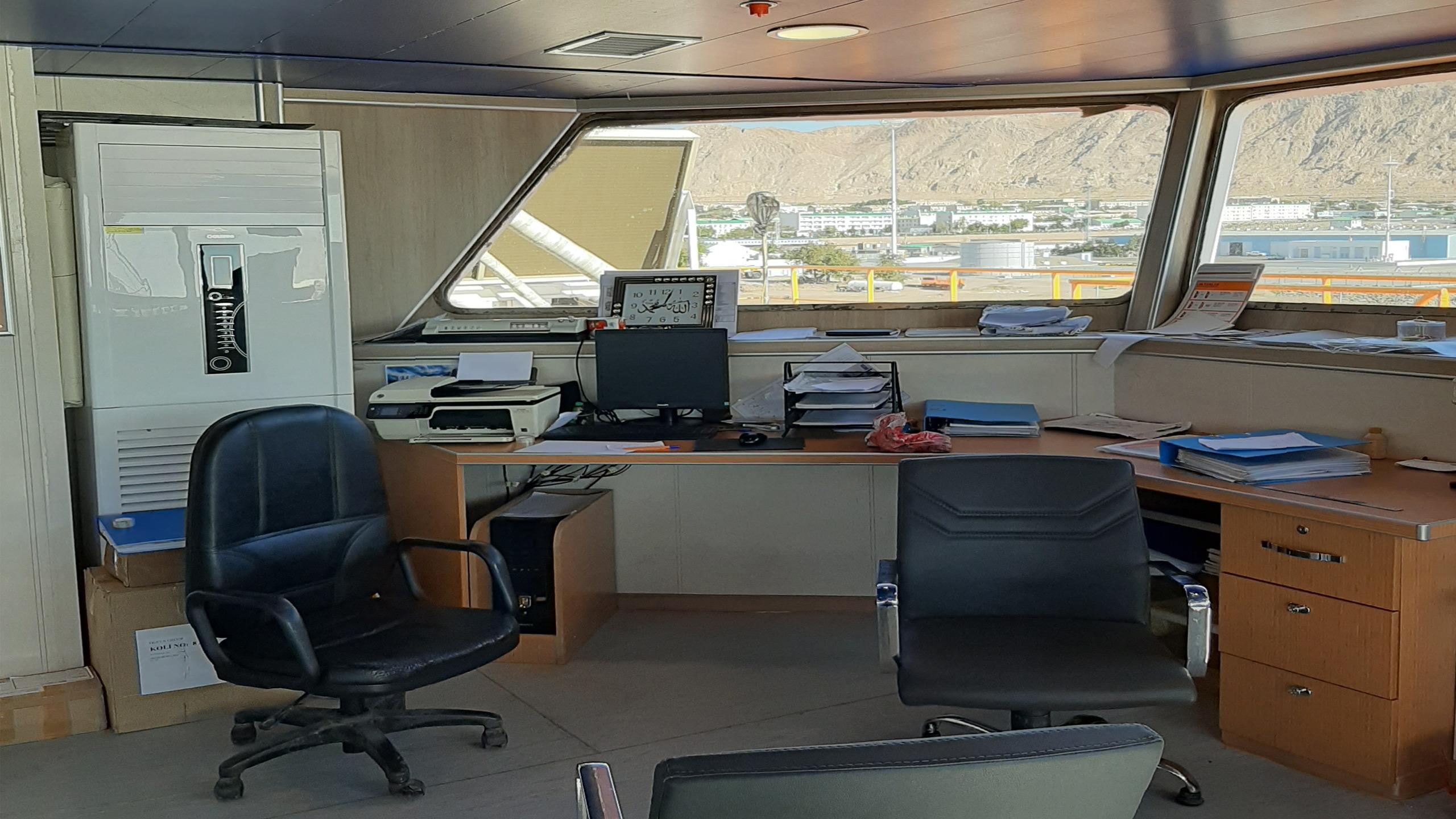 Captain Lychkin – 239 Kişilik Yaşam Alanı Projesi