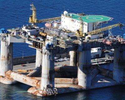 Offshore Project – Etesco Millenium Platform