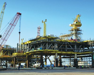 Offshore Projects – EPCC of Central Diyarbekir Oil Development Project