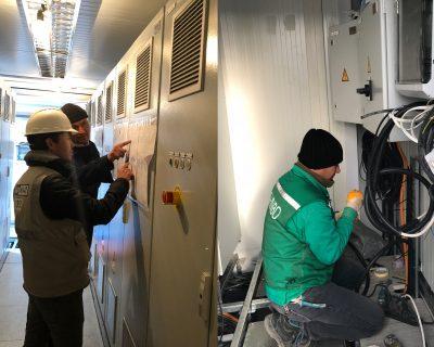 TTS Syncrolift – Shiplift Elektromekanik İşler, Irgat Montaj Ve Devreye Alma