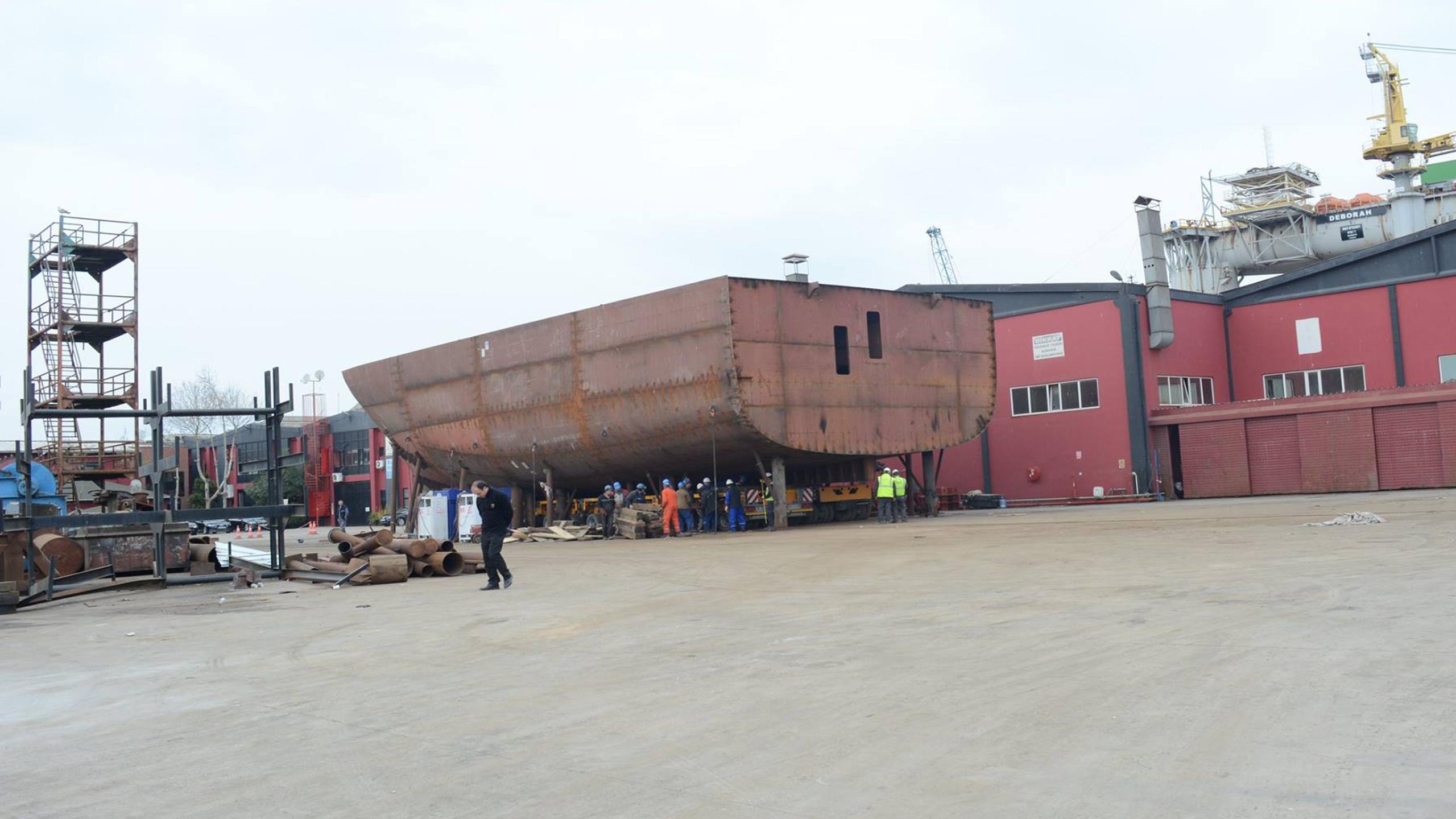55m Motor Yacht Project