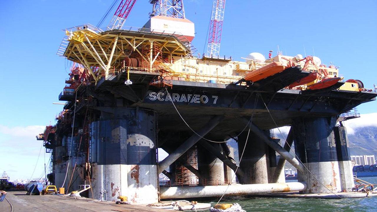 Açık Deniz Projesi – Scarabeo 7 Platformu